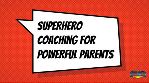 Superhero Coaching
