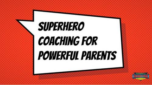 Superhero Coaching